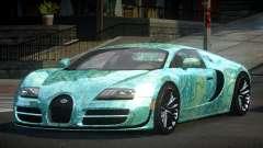 Bugatti Veyron PSI-R S8