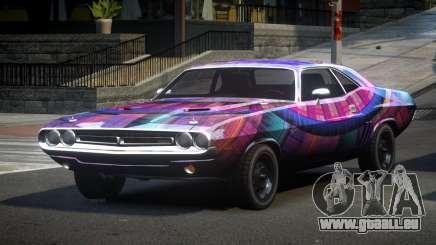 Dodge Challenger BS-U S2 für GTA 4