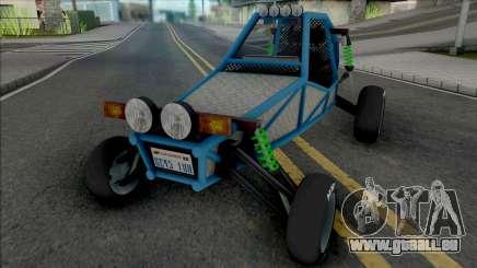 Bandito v2 [IVF ADB VehFuncs] pour GTA San Andreas