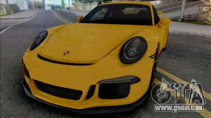 Porsche 911 (991) GT3 pour GTA San Andreas