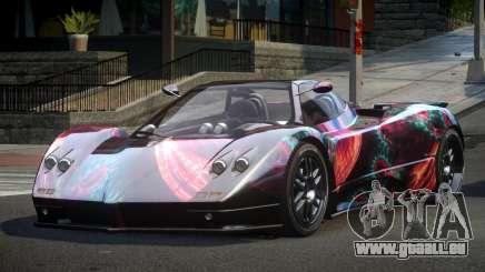 Pagani Zonda BS-S S9 pour GTA 4
