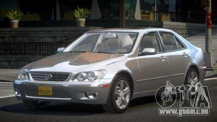 Lexus IS300 U-Style für GTA 4