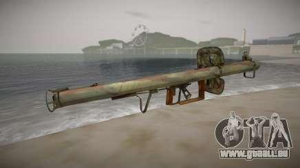 Panzerschreck Anti-Tank Rocket Launcher für GTA San Andreas