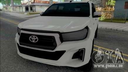 Toyota Hilux 2019 pour GTA San Andreas
