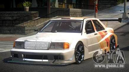 Mercedes-Benz 190E GST-U S1 pour GTA 4