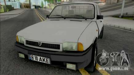 Dacia 1307 Papuc Necarosata pour GTA San Andreas