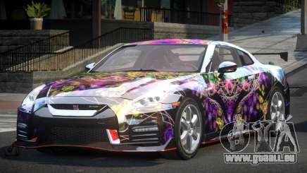 Nissan GT-R GS-S S8 für GTA 4