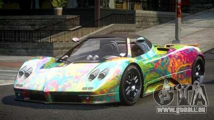 Pagani Zonda BS-S S3 pour GTA 4