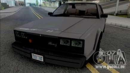 GTA IV Albany Esperanto (Roman Taxi) pour GTA San Andreas