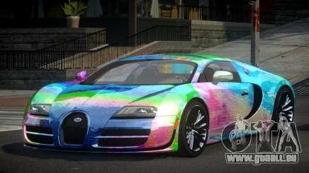 Bugatti Veyron PSI-R S2 für GTA 4