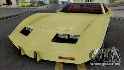 Coquette pour GTA San Andreas