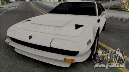 Lamborghini Jarama 1970 [IVF VehFuncs ADB] pour GTA San Andreas
