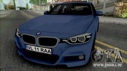 BMW F30 335d M Sport 2016 pour GTA San Andreas