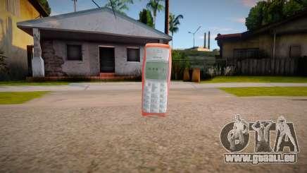 Nokia 1100 pour GTA San Andreas