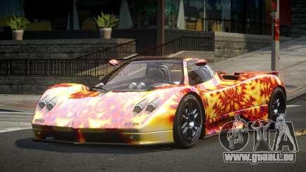 Pagani Zonda BS-S S10 pour GTA 4