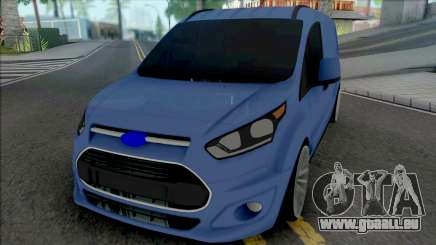 Ford Transit Connect Tuning pour GTA San Andreas