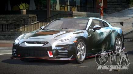 Nissan GT-R GS-S S5 für GTA 4