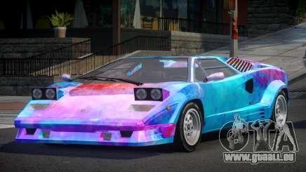 Lamborghini Countach GST-S S4 pour GTA 4