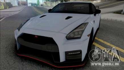 Nissan GT-R R35 Nismo für GTA San Andreas