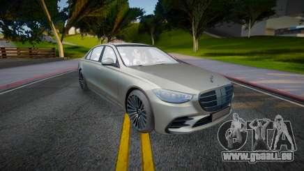 Mercedes-Benz S500 4matic w223 für GTA San Andreas