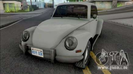 Bug pour GTA San Andreas
