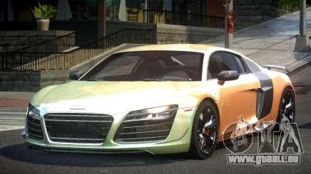 Audi R8 ERS S8 pour GTA 4