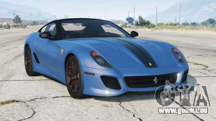 Ferrari 599 GTO 2010〡add-on pour GTA 5