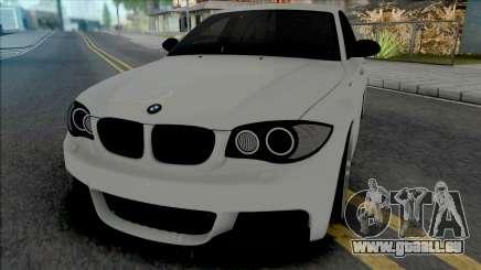 BMW 1-er E87 M Sport 2009 pour GTA San Andreas