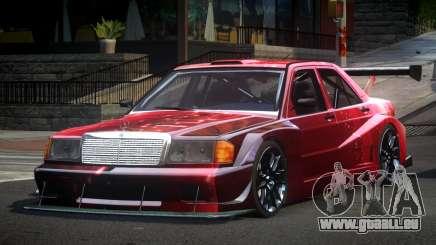 Mercedes-Benz 190E GST-U S3 pour GTA 4