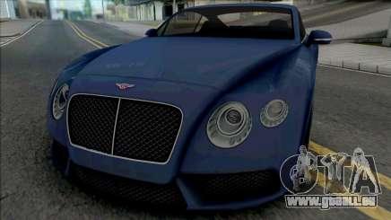 Bentley Continental GT V8 für GTA San Andreas