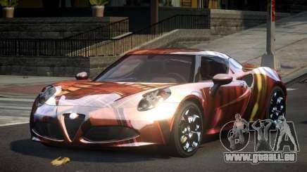 Alfa Romeo 4C U-Style S6 für GTA 4