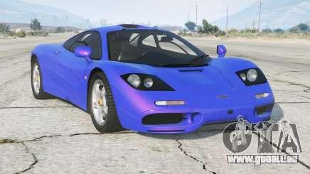 McLaren F1 1993〡add-on v1.1 für GTA 5