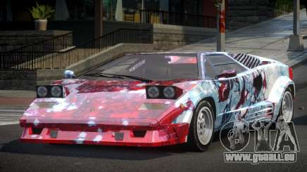 Lamborghini Countach GST-S S7 pour GTA 4