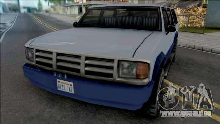 Blazer für GTA San Andreas