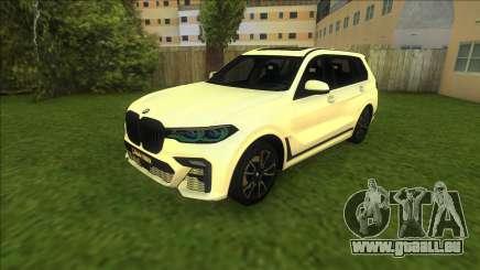 BMW X7 für GTA Vice City