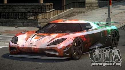 Koenigsegg Agera US S2 pour GTA 4