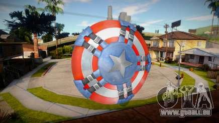 Captains Shield (Modern Soldier) pour GTA San Andreas