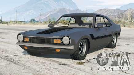 Ford Maverick (62D) 1973〡add-on für GTA 5