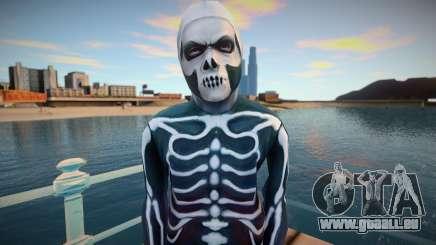 Bully Halloween Skin pour GTA San Andreas