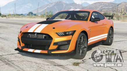 Ford Mustang Shelby GT500 2020〡add-on pour GTA 5