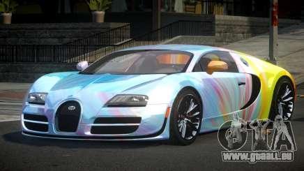 Bugatti Veyron PSI-R S1 für GTA 4