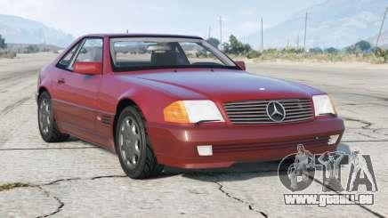 Mercedes-Benz 600 SL (R129) 1991〡add-on v1.2 pour GTA 5