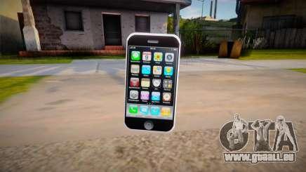iPhone 3G mod für GTA San Andreas