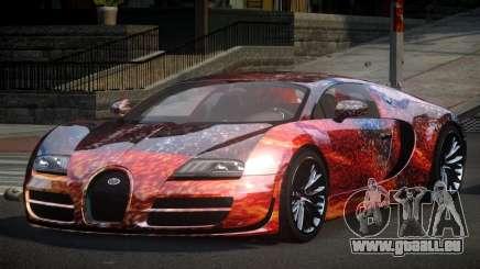 Bugatti Veyron PSI-R S5 für GTA 4