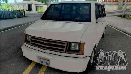 Moonbeam (Standard Van) pour GTA San Andreas