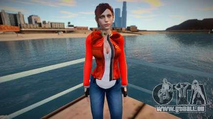 Claire Concept pour GTA San Andreas