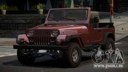 Jeep Wrangler BS für GTA 4