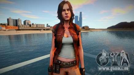 Helena Harper v2 pour GTA San Andreas