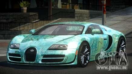 Bugatti Veyron PSI-R S8 für GTA 4