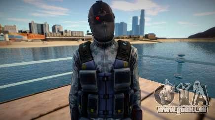 Swat Crysis pour GTA San Andreas